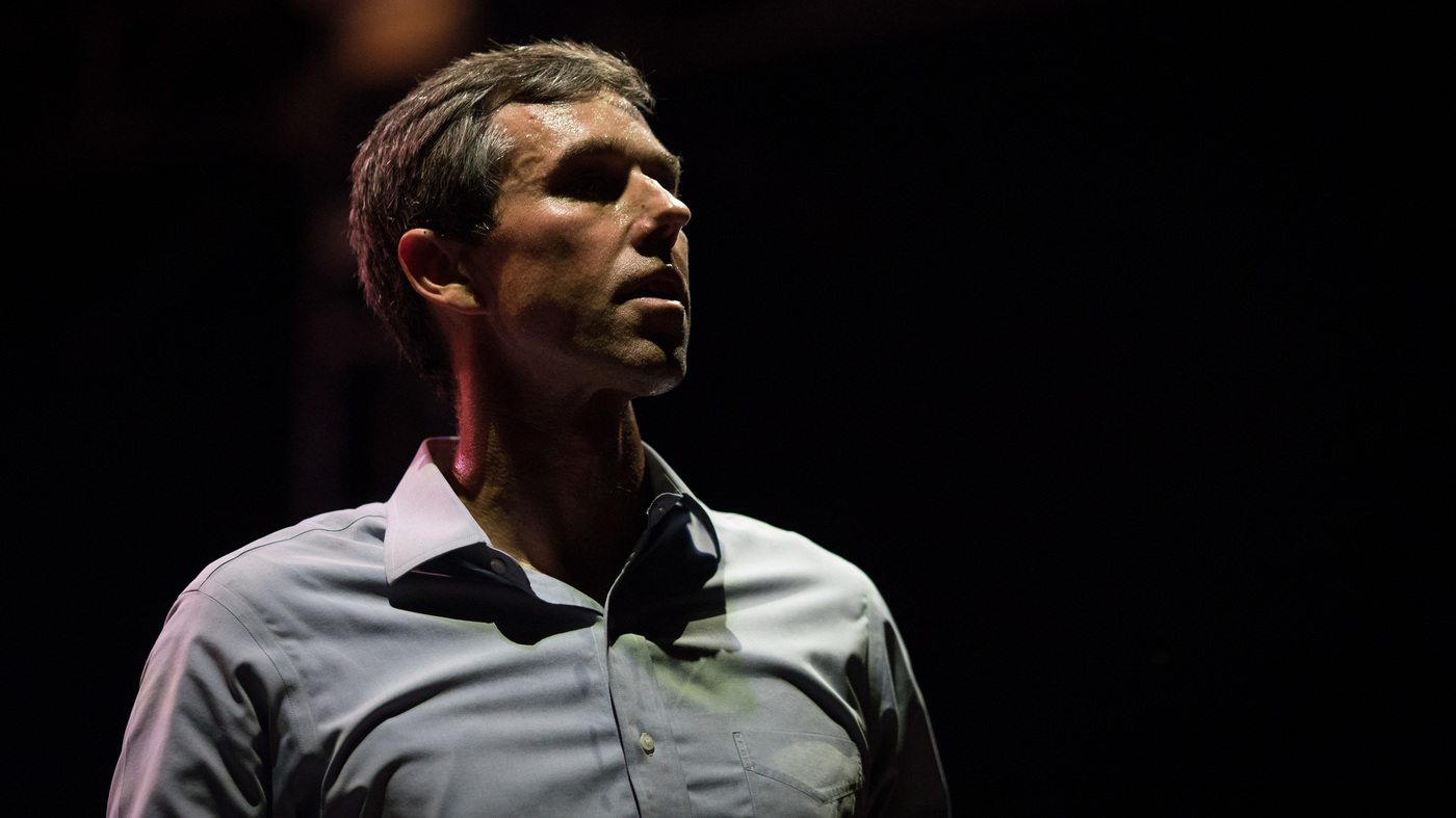 Beto O'Rourke Goes On The Attack Against Ted Cruz