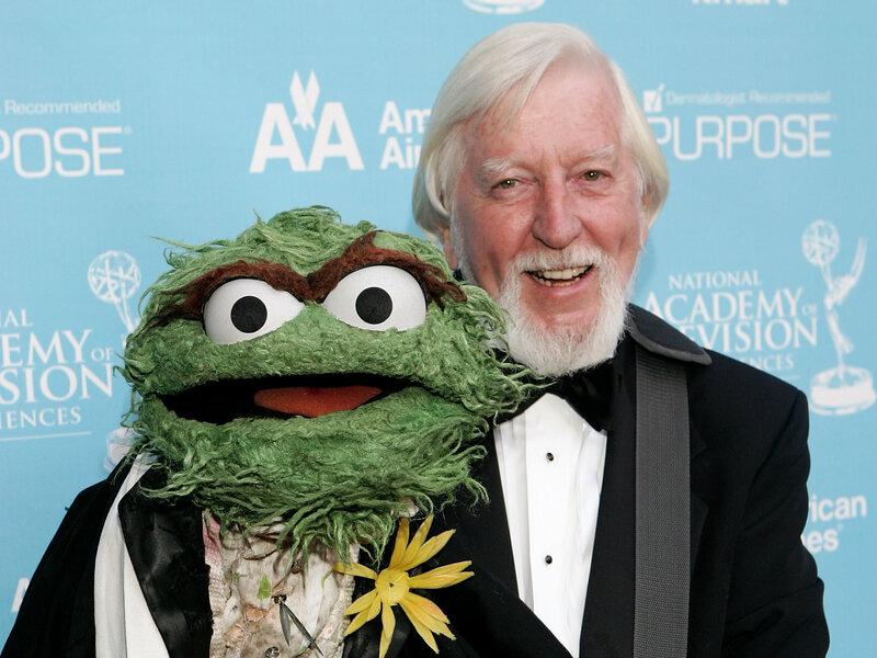 After 50 Years On 'Sesame Street,' The Voice Of Big Bird And