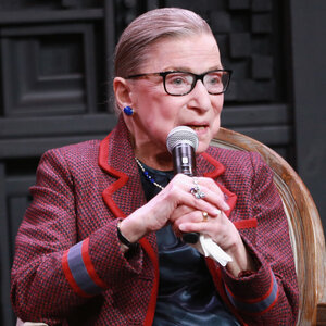 'Ruth Bader Ginsburg' Reminds Us Why The Justice Is A True Legal Icon