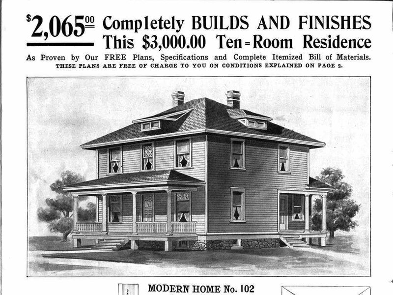 Outstanding Sears Is Fading But Memories Of Its Mail Order Homes Endure Download Free Architecture Designs Osuribritishbridgeorg