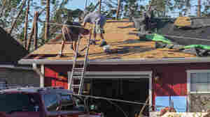After Hurricane Michael, A Call For Stricter Building Codes In Florida's Panhandle
