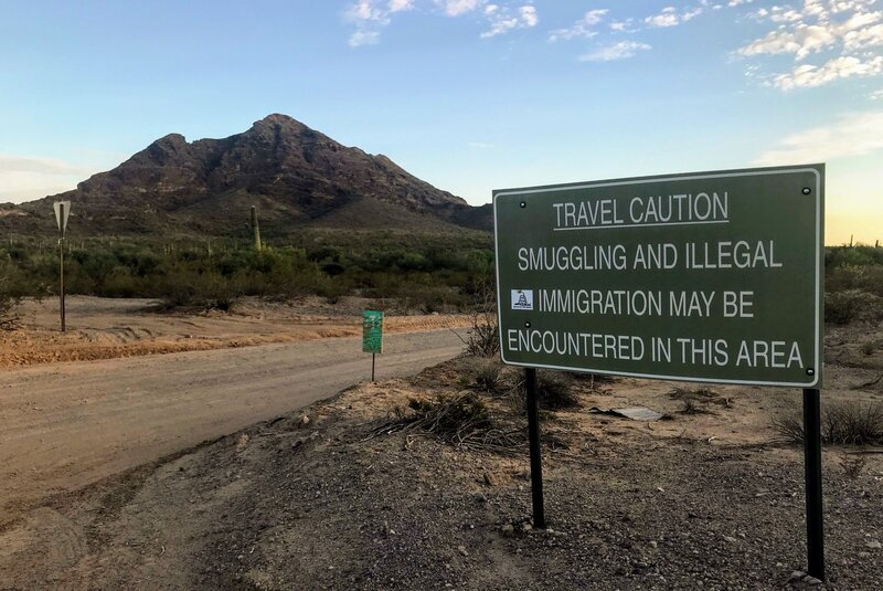 deep in the desert a case pits immigration crackdown against religious freedom