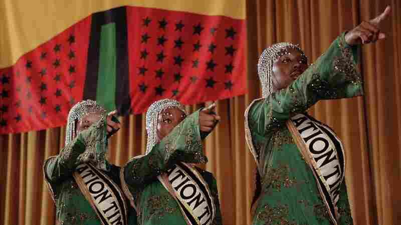 Kamasi Washington Connects 'Hub-Tones' To Pan-African Ideology