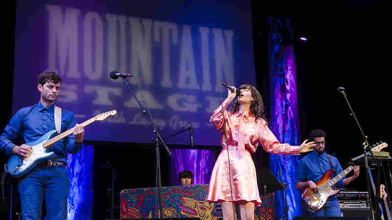 Natalie Prass On Mountain Stage