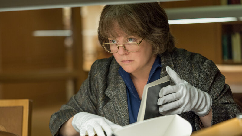 Image result for melissa mccarthy can you ever forgive me