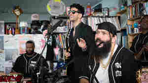Chromeo: Tiny Desk Concert