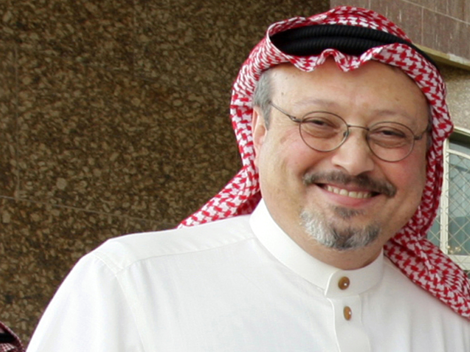 <em>The Washington Post</em> has published the last column prominent Saudi journalist Jamal Khashoggi wrote before he disappeared earlier this month. (AFP/Getty Images)