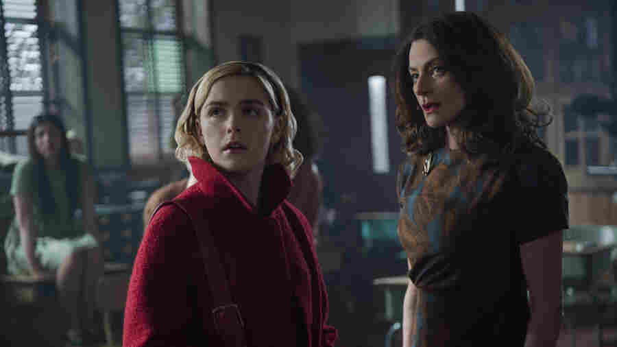 'Chilling Adventures Of Sabrina' Is Wicked, Good