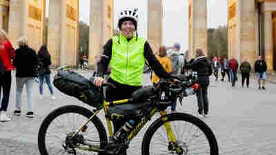 Jenny Graham Cycles Around The World In Under 125 Days, Shattering Record
