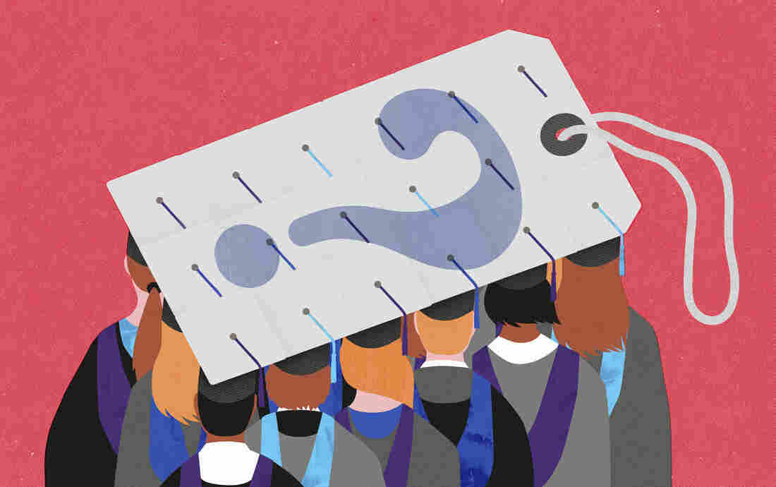 College graduate mortar boards are a huge prize.