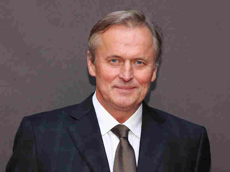 John Grisham attends the Broadway opening night of A Time To Kill on Oct. 20, 2013 in New York City.