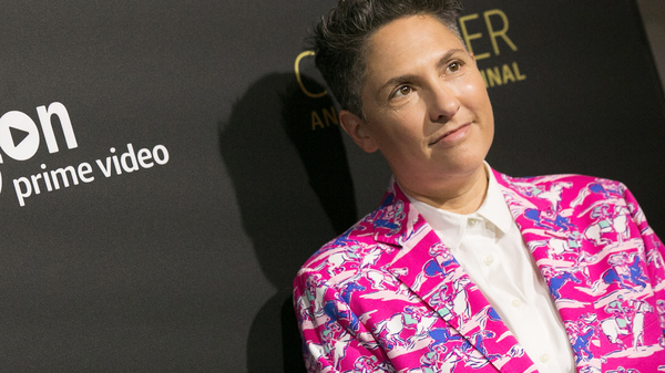 Jill Soloway is the creator of Transparent — their new memoir is called She Wants It.