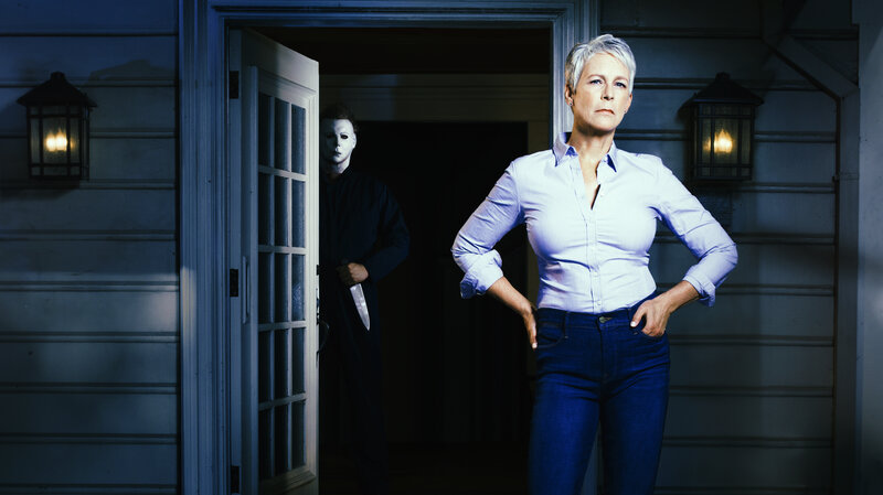 This \u0027Halloween,\u0027 Jamie Lee Curtis Reckons With 40 Years Of Trauma