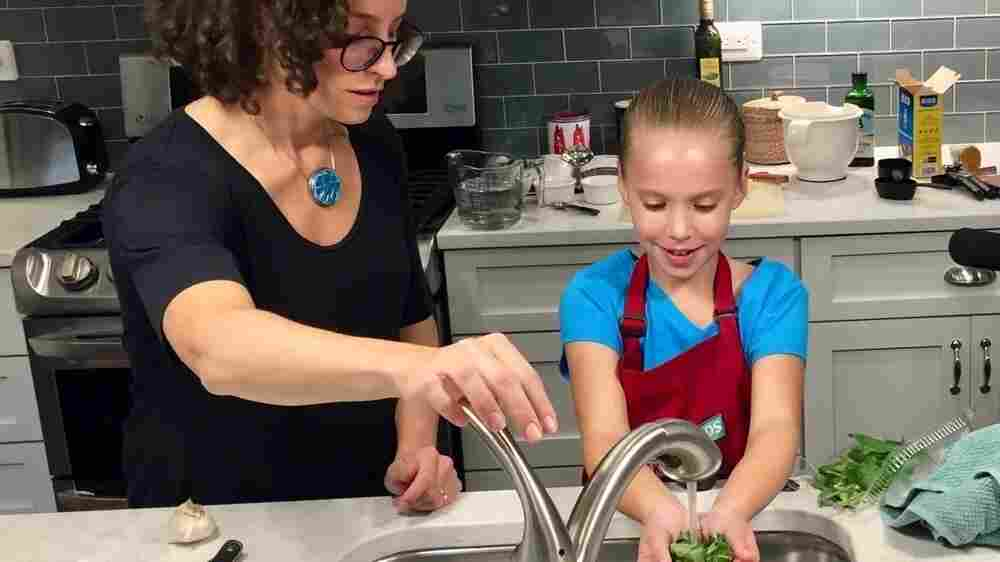 What's Cookin', Kiddo? America's Test Kitchen Unveils Book For Young Chefs