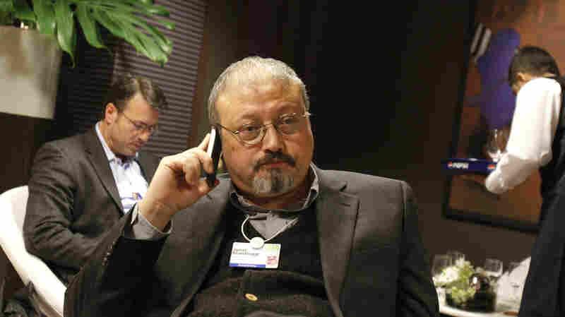Jamal Khashoggi's Complicated History With The Saudi Royal Family