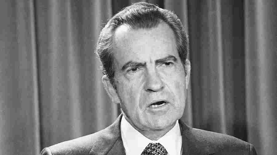 Nixon's Saturday Night Massacre Casts Shadow As Trump Considers Fate Of DOJ Leaders