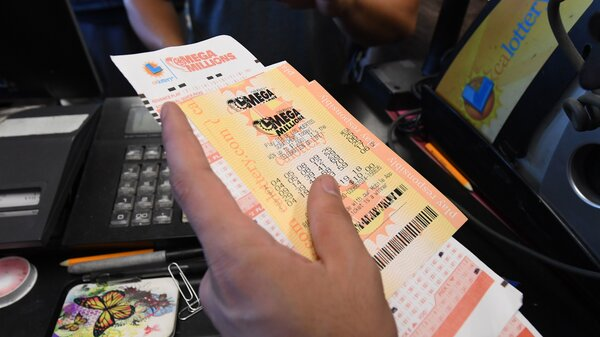 We know these are not the winning tickets.