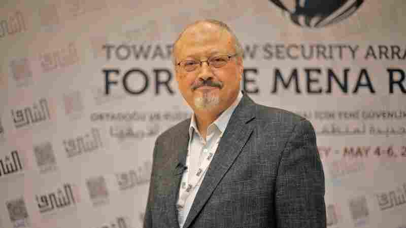 World Reacts With Skepticism To Saudi Account Of Jamal Khashoggi's Death