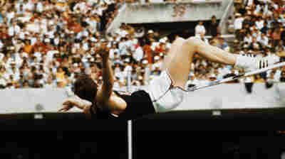 Dick Fosbury Turned His Back On The Bar And Made A Flop A Success