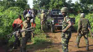 Congo Rebels Kill 15, Threaten Ebola Containment Efforts Again