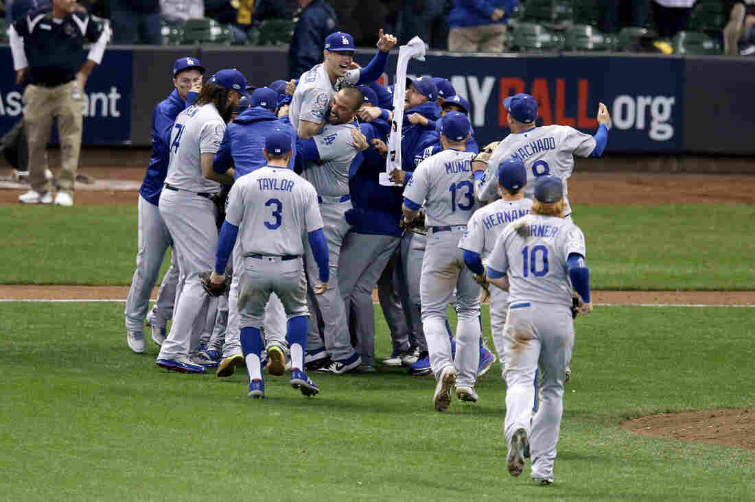 Boston Bound! Dodgers Turn Back Brewers In Gripping NLCS Game 7