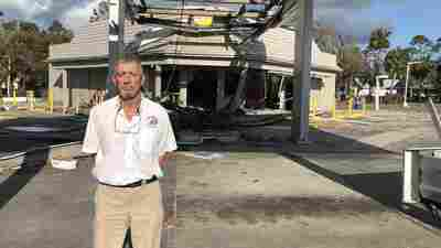 In Hurricane Michael's Wake, Florida Panhandle Faces Steep Path Back To Normal