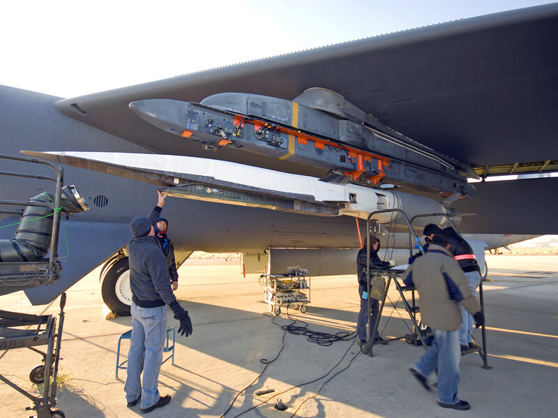 Nations Rush Ahead With Hypersonic Weapons Amid Arms Race