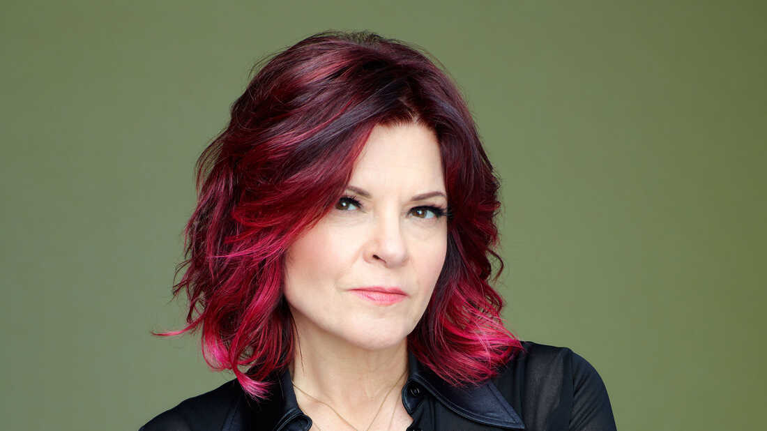 On 'She Remembers Everything,' Rosanne Cash Wields A Lived Testimony