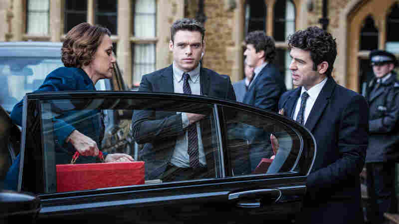 Take Thrilling Comfort In 'Bodyguard,' Where The Malfeasance Is Just Fiction