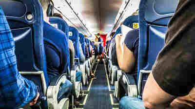Cramped Legroom On Flights Unlikely To Change, Despite Congressional Mandate