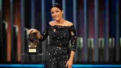 Julia Louis-Dreyfus, Of 'Veep,' 'Seinfeld' Fame, Receives Mark Twain Prize