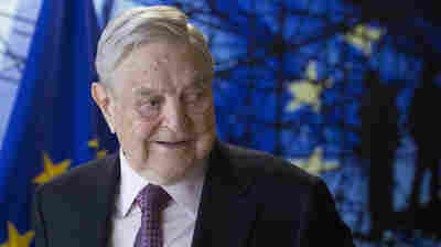 Explosive Device Mailed To Liberal Philanthropist George Soros' New York Home