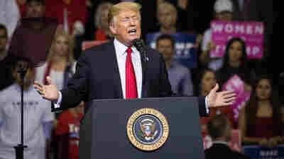 FACT CHECK: President Trump's False Claims On Migrant Caravan, Tax Cuts