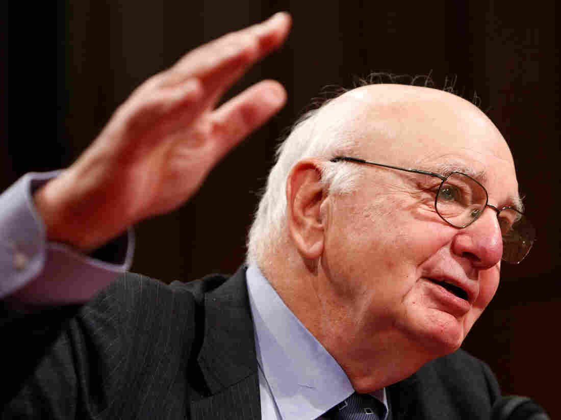 Westlake Legal Group gettyimages-81081166-0e41191335bbff273c6f202cd0e7e016c1b25285-s1100-c15 Former Fed Chairman Paul Volcker Dies at 92