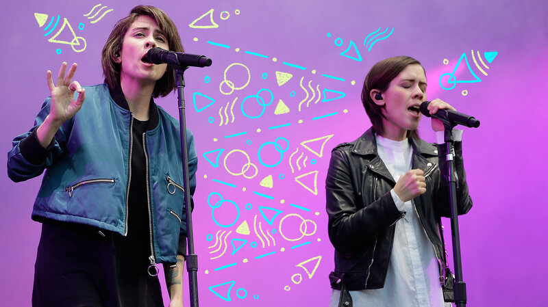 tegan and sara website