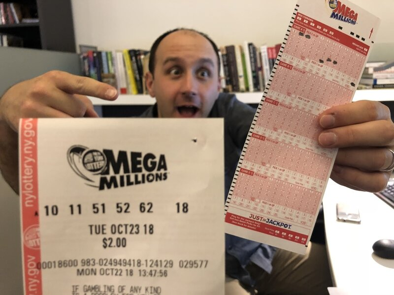 Episode 676: The First Lottery & How To Beat The Odds