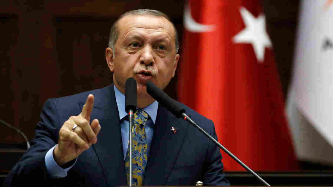 Erdogan says will not let those responsible for Khashoggi killing avoid justice