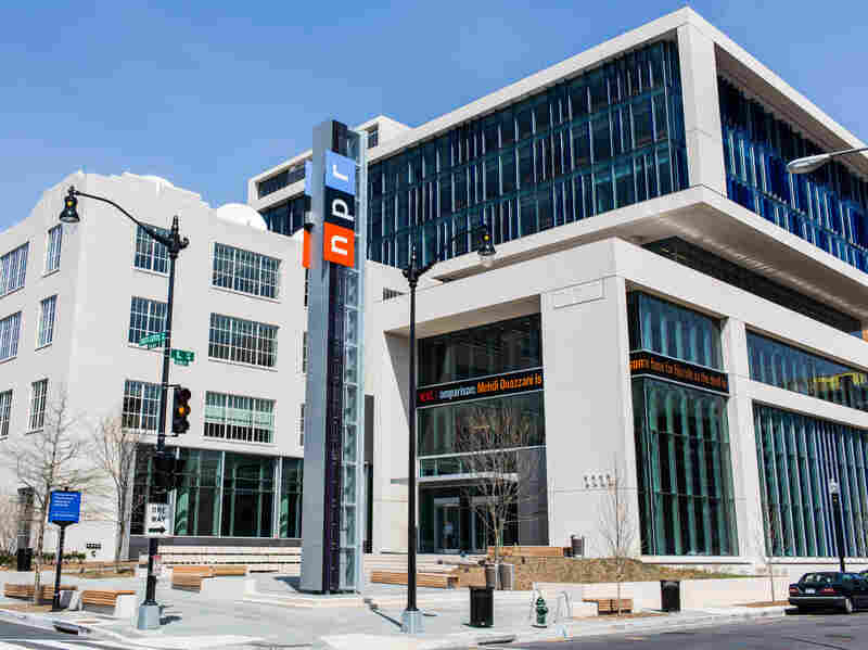 Open, flexible, cost efficient and collaborative, the new NPR headquarters is the home base for NPR News, digital, NPR Music, technical and administrative staff.