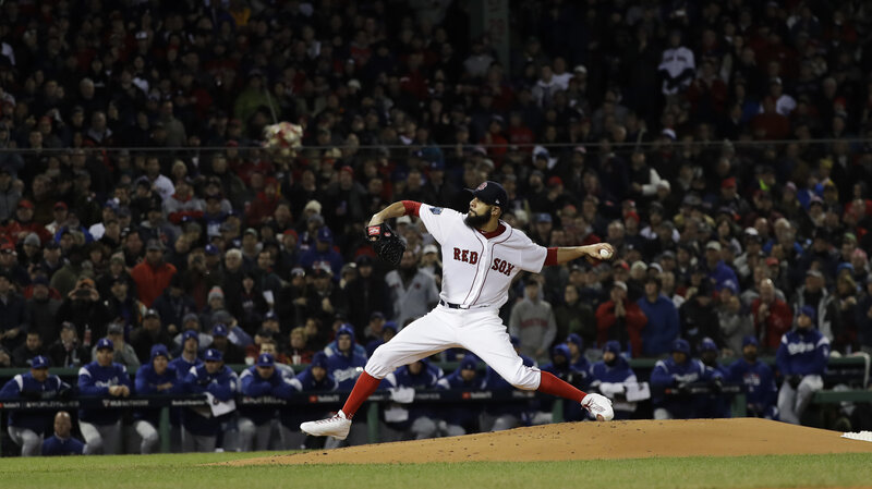 World Series: Boston Red Sox, Los Angeles Dodgers, Game 2 : NPR