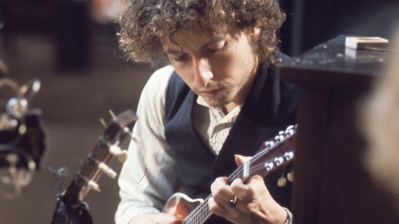 Bob Dylan Documents A Messy And Mysterious Opus : NPR