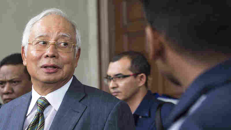 Former Malaysian Prime Minister Charged With Criminal Breach Of Trust