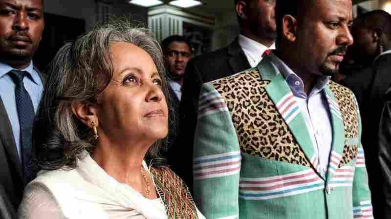 Ethiopia Gets Its 1st Female President