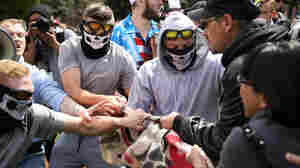 4 White Supremacists Face Federal Charges In California Attacks