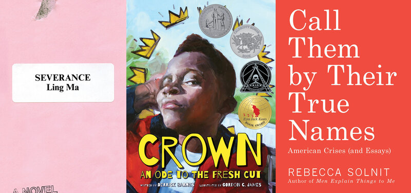 Here Are The Winners Of The 2018 Kirkus Prizes by Colin Dwyer for NPR