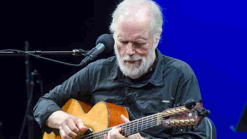Leo Kottke On Mountain Stage