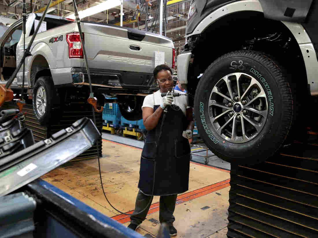 The U.S. economy grew by 3.5 percent in the third quarter