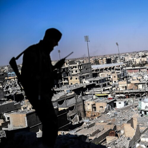 'This Is Not Liberation': Life In The Rubble Of Raqqa, Syria