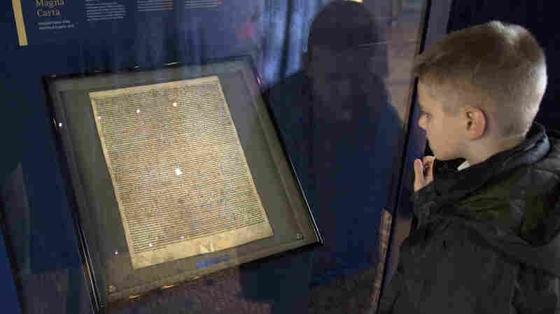 Man Tried To Steal Magna Carta, 800-Year-Old Symbol Of The Law, Police Say