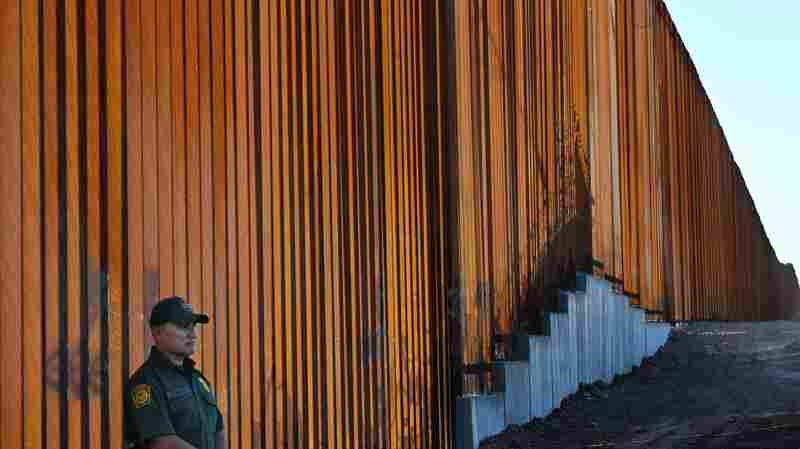 Pentagon: 5,000 Troops Will Be Deployed To U.S.-Mexico Border