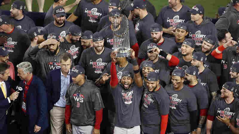 Boston Red Sox Beat LA Dodgers To Win World Series